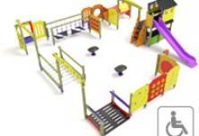 Alicante y su primer parque infantil adptado para niños con discapacidad