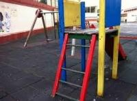 Los parques infantiles de exterior en Guijuelo se renuevan