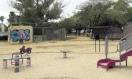 Parques infantiles, dianas del vandalismo