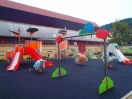 Parques infantiles acero inoxidable AUNOR