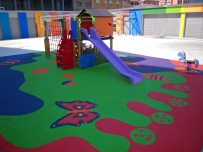 Parques Infantiles exterior tematizados