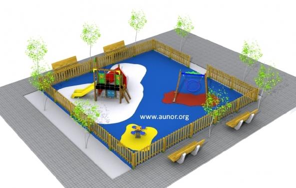 e771dd37b Ofertas de parques infantiles para colegios - Aunor