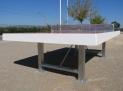 mesas ping pong antivandálicas