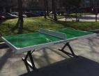 Mesa de ping-pong exterior antivandalica