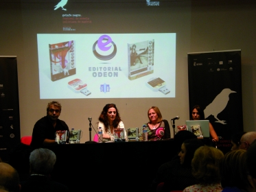 LIBROS MULTIMEDIA INTERACTIVOS EN LA XVI EDICION DE GETAFE NEGRO