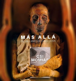 """Helena Olmo, autora de la obra """"CSI Momias"""" y ganadora de la VIII Edición del Premio Literario Juan Antonio Cebrián en ONDA CERO"""