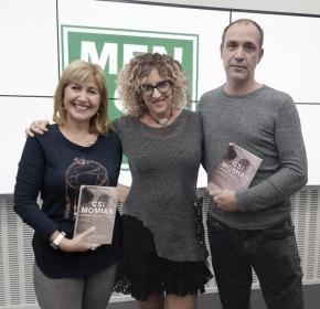 """Entrevista a Helena R. Olmo """"CSI Momias"""" en La rosa de los vientos de Onda Cero"""