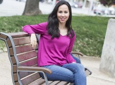Entrevista con Esperanza Henares en La Tribuna de Albacete