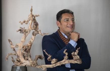 Pedro Riba en Tierra de Sueños entrevista a Lluís Pastor