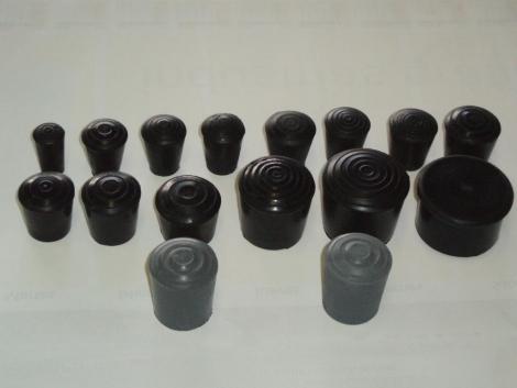 conteras de goma y remates conicos nombre de la empresa