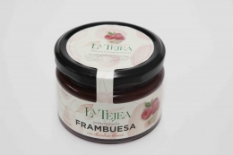 Mermelada de FRAMBUESA con CHOCOLATE BLANCO
