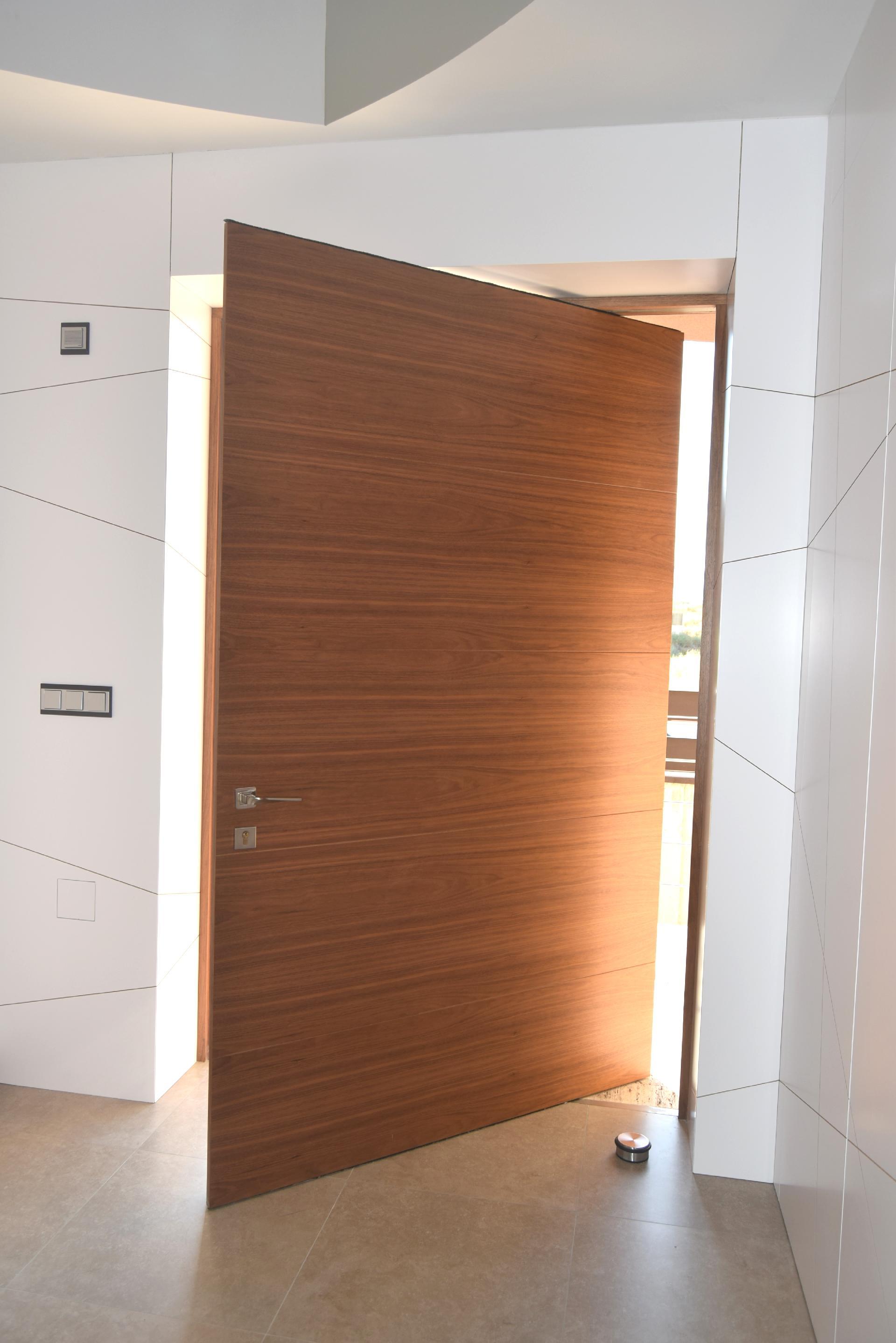 puerta pivotante de entrada en etimoe - Puerta Pivotante