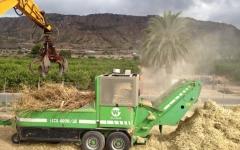 Dolmen genera biomasa - Astilla