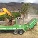 Triturando biomasa