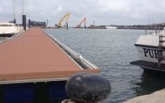 puerto portuario dolmen movimientos