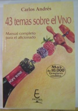 LIBRO DE CATA Y 43 TEMAS