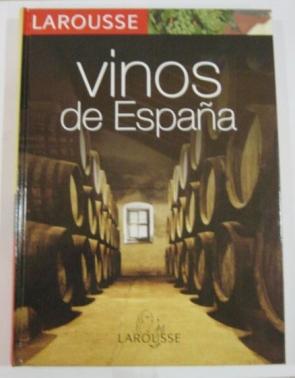 LIBRO VINOS DE ESPAÑA