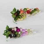 Racimo uvas cristal grande