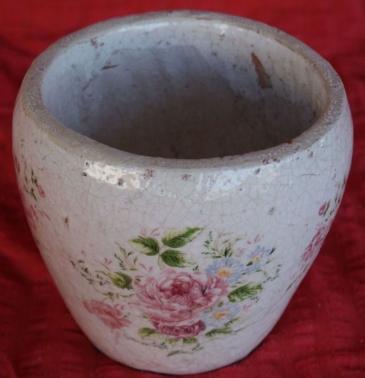 Macetero ceramica pequeño