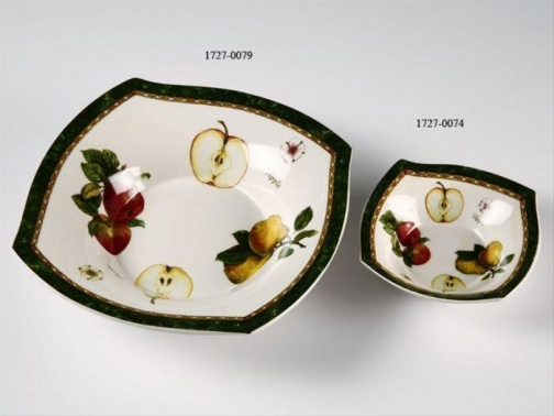 Bowl frutas verde