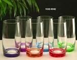 Vasos colores setx6