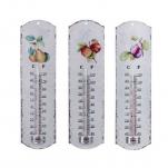 Termometro mural frutas