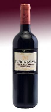PUERTA PALMA - Finca El Campillo Reserva  (AGOTADO)