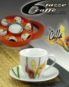 TAZAS + PLATOS CALAS CAFE