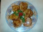 Menús de navidad, eventos y celebraciones