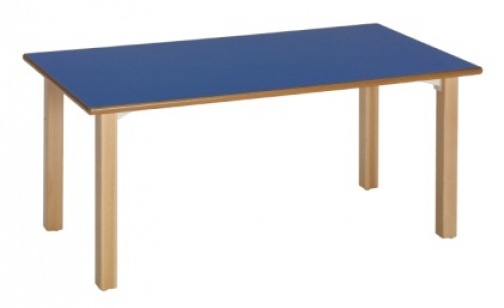 Mesa Escolar Rectangular 20R - 20G