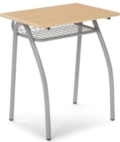 Pupitres para ni os mobiliario para colegios mobiliario - Pupitre infantil madera ...