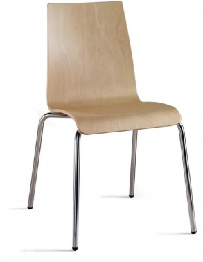 Silla escolar WOOD