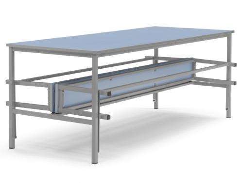 Mesa de comedor DUO - Mobiliario para colegios, mobiliario escolar ...