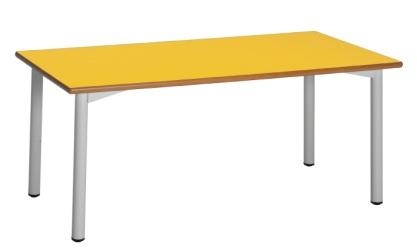 Mesa Rectangular escolar 19R - 19G
