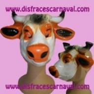 Mascara Termol Infantil Vaca