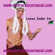 Lanza Indio Larga