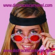 gafas hippies