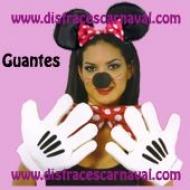 Guantes Mickey