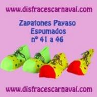 Zapatones Payaso Espumados nº 41 a 47