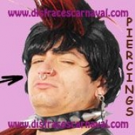 Bliste 8 piercings falsos