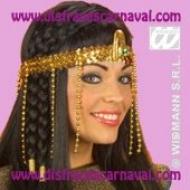 tocado cleopatra