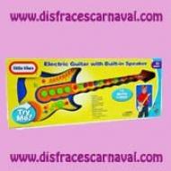 Guitarra Electrica plastico con sonidos