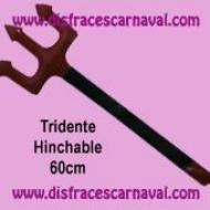 Tridente Hinchable 60cm