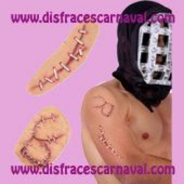 2 Cicatrices cosidas