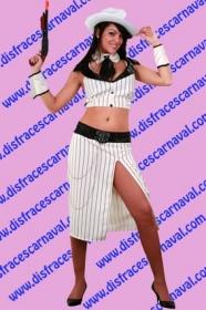 Lady Gangster Blanco