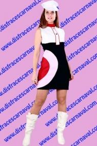 Moda op art de los años 60