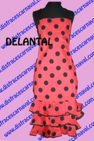 Delantal Flamenca