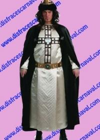 disfraz guerrero celta juego de tronos