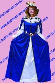 Reina Azul Armiño