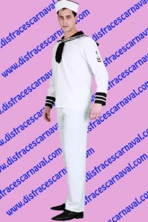 disfraz marinero grumete
